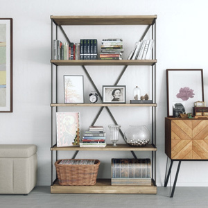 Lang bookcase lifestyle